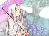 和傘の翔鶴