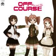 OFF COURSE Three and Two(裏)【MMDレコードCDジャケットアート】