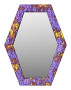 六角形の鏡4