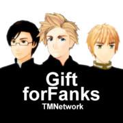 Gift for Fanks【MMDレコード・CDジャケットアート選手権】