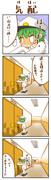 【艦これ4コマ 02】気配
