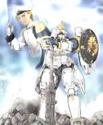 エレガント提督専用トールギスⅡ