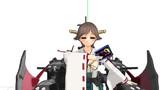 比叡は女教皇!?
