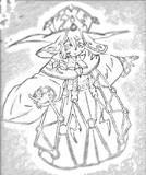 遊戯王 貴竜の魔術師