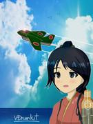 鳳翔さんと新型艦載機