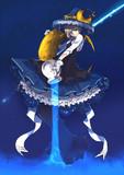 月マニアの魔女