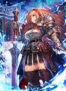 氷雪の守護騎士 シエラ
