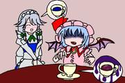 珍しい紅茶です