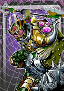 仮面ライダーレンゲル 幻のフォーム