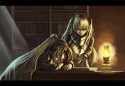 城主と優しい騎士