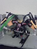 【改造ガンプラ】DEMISE GUNDAM(未完成)