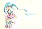 Sky blue sailor