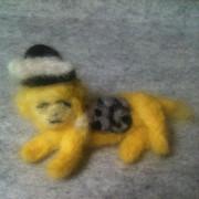 羊毛ライオン