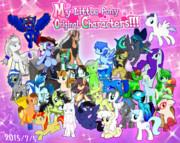 My lttle pony ~みんなのMLPOC合作!!~