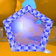 五角形コースター7