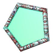 五角形コースター8