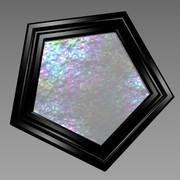 五角形コースター9