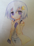色鉛筆練習絵3