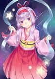 織姫ゆかりさん。