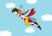 バルログがバルログに乗り空を飛ぶReverse1