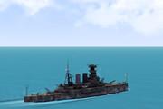 Q.E.級戦艦マレーヤを作ってみた。