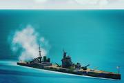 G3型巡洋戦艦を試作してみた。