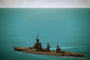 イギリスの比較的マイナーな戦艦をつくってみた。