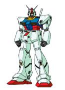 RX-78-2 ガンダム in 夢のマロン社