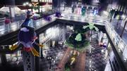 ポケモン旅行記 『夜の街』