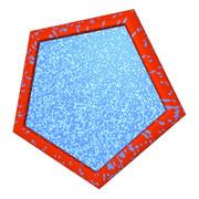 五角形コースター14