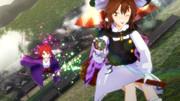 【東方MMD】幻想郷の秩序を乱す凶悪犯を追いかける小兎姫