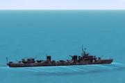 フランスの駆逐艦を作ってみた。