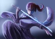 刀と加賀さん