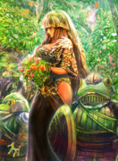 異種族の花嫁 サラ