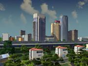 cities skylinesの都市画像