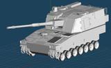 99式自走りゅう弾砲の作業工程2