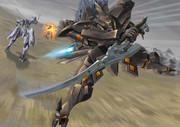 武御雷Type-00C (白銀機) ノーラッド奪還戦