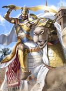 砂漠の英雄フシムロ