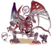 ドラゴンミイラ