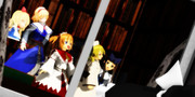 アリスと光の三妖精