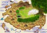 ユグドラシル妄想地図