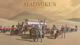 MADMIKUS FURY SINGER 宣伝ポスター