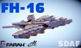 新型艦載機 FH-16