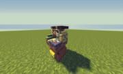 【Minecraft】水車小屋【ヴィネット】