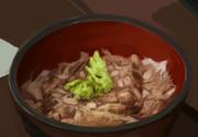 wasabi丼