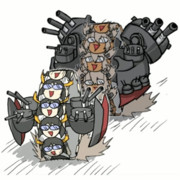 【GIF】バイク戦艦