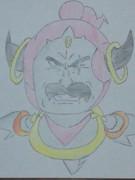 光輪の超魔神フーパラガスでございます☆