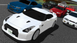 【MMD】日産・GT-R R35
