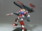 ジャッジメントガンダム(砲撃)