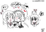 ココアしゅき~っ